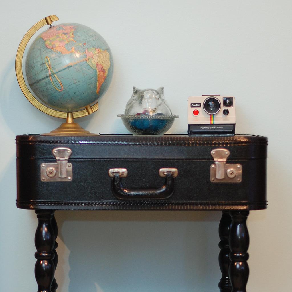 Maling giver nyt liv til gamle møbler