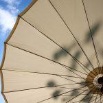 Pas på din parasol, og forlæng dens levetid
