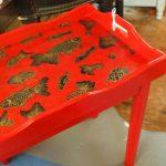 Skab hyggelige kroge med et bakkebord
