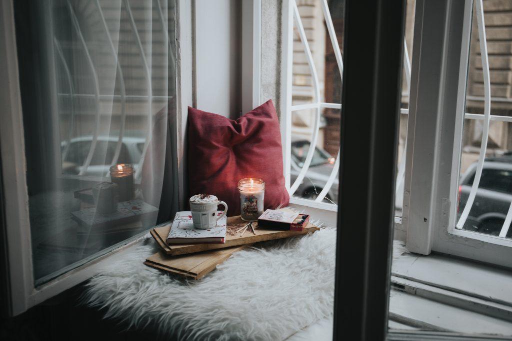 Sådan skaber du en hyggelig stemning i hjemmet